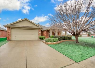 McKinney Single Family Home For Sale: 9800 Coolidge Drive