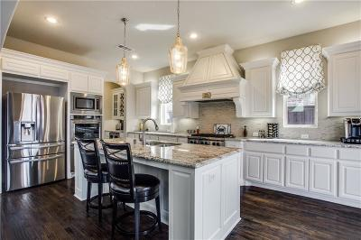 Frisco Single Family Home Active Contingent: 3663 Briar Tree Lane