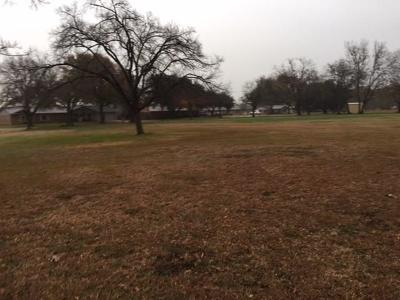 Limestone County Residential Lots & Land For Sale: 1201 E Navasota Street
