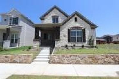 Frisco Single Family Home For Sale: 3534 River Trail