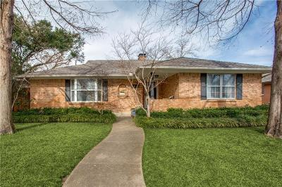 Single Family Home For Sale: 6835 Inverness Lane