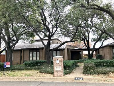 Arlington Single Family Home For Sale: 2301 Woodbine Street