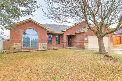 Weatherford Single Family Home For Sale: 1814 Sandpiper Drive
