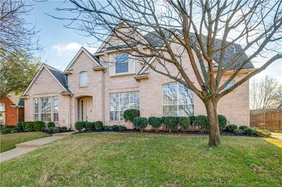 Grapevine Single Family Home For Sale: 3337 Pecan Hollow Court