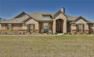 Brock Single Family Home For Sale: 123 Hackberry Pointe Drive