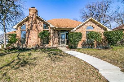 Sachse Single Family Home For Sale: 3309 Cedar Brook