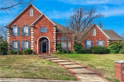Sherman Single Family Home For Sale: 210 Laurel Creek Drive