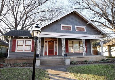 Dallas Single Family Home For Sale: 211 S Windomere Avenue