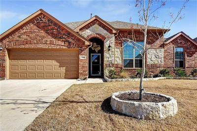 Forney Single Family Home For Sale: 260 Van Buren Drive