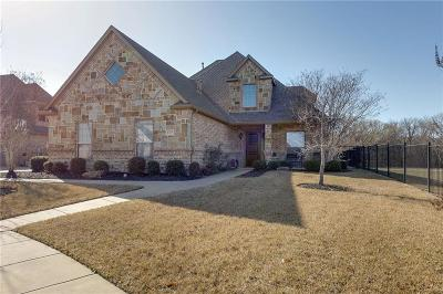 North Richland Hills Single Family Home Active Option Contract: 8125 Canyon Oak Drive