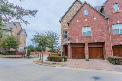 Irving Townhouse For Sale: 519 Rockingham Drive