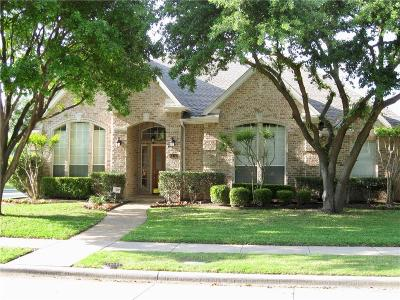 Plano Single Family Home Active Option Contract: 6117 Brookhollow Drive