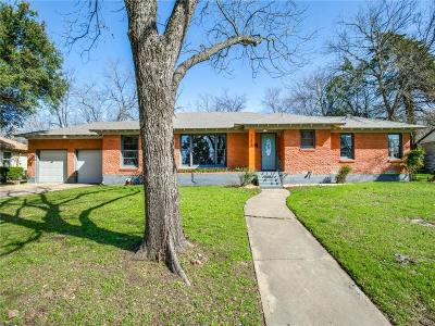 Richland Hills Single Family Home For Sale: 3224 Kingsbury Avenue
