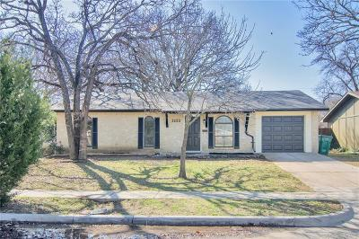 Lewisville Single Family Home For Sale: 1132 Springwood Drive