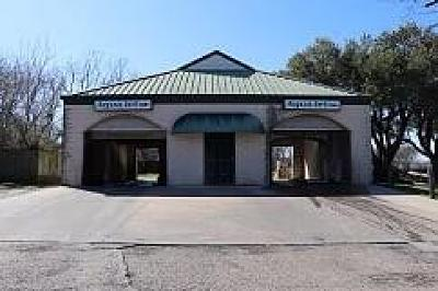 Corsicana Commercial For Sale: 624 N Beaton Street