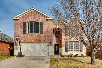 Fort Worth Single Family Home For Sale: 9920 Channing Road