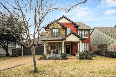 Collin County Single Family Home For Sale: 1924 Victoria Circle