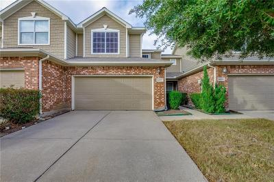 Plano Townhouse For Sale: 4577 Woodsboro Lane
