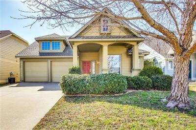 Mckinney Single Family Home Active Option Contract: 9745 Old Field Drive