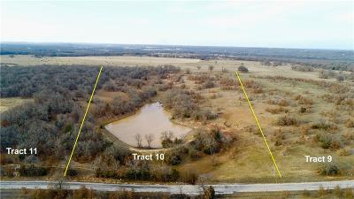 Wise County Farm & Ranch For Sale: Tr. 10 Cr 1790