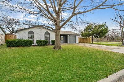 Frisco Single Family Home For Sale: 8365 Preston Trace Boulevard