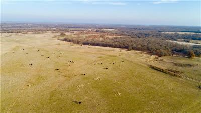 Wise County Farm & Ranch For Sale: Tr. 12 Cr 1790