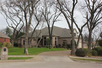 Flower Mound Single Family Home For Sale: 4620 Oak Springs Drive