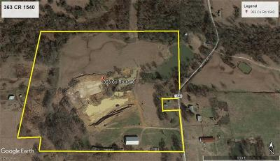 Alba Farm & Ranch For Sale: 353 County Road 1540