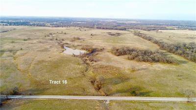 Wise County Farm & Ranch For Sale: Tr. 16 Cr 1790