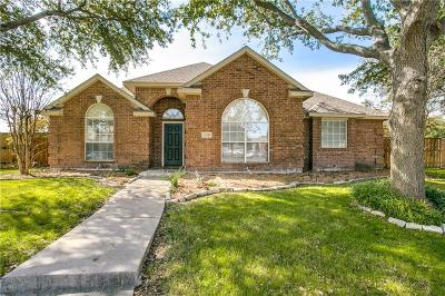 Rowlett Single Family Home Active Option Contract: 3305 Sunlight Drive