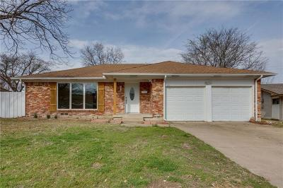 Single Family Home For Sale: 2337 Chart Drive