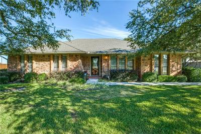 Rowlett Single Family Home For Sale: 8209 Schrade Road