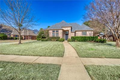 Southlake Single Family Home Active Option Contract: 906 Brazos Drive