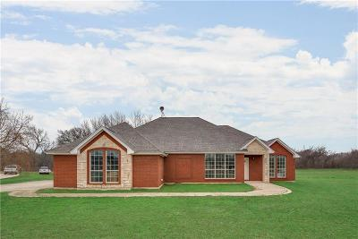Weatherford Single Family Home Active Contingent: 152 Sun Valley Lane