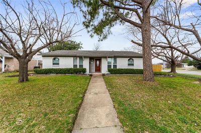Garland Single Family Home For Sale: 1953 Northlake Drive