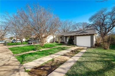 Dallas County Single Family Home For Sale: 2502 Marfa Avenue
