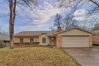 Arlington Single Family Home For Sale: 1909 Ridgebrook Drive
