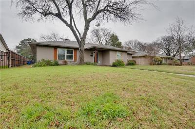 Dallas Single Family Home For Sale: 1728 Mapleton Drive
