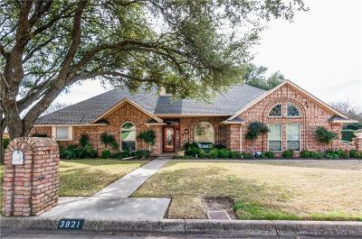Fort Worth Single Family Home For Sale: 3821 Ben Creek Court