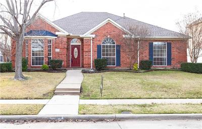 Plano Single Family Home For Sale: 8909 Smokey Drive