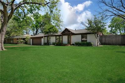 Dallas Single Family Home For Sale: 9918 Galway Drive