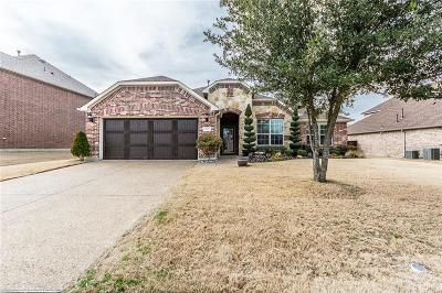 Mckinney Single Family Home Active Option Contract: 713 Fortinbras Drive