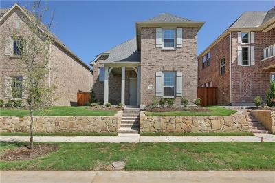 Allen Single Family Home For Sale: 1044 Stephen Street