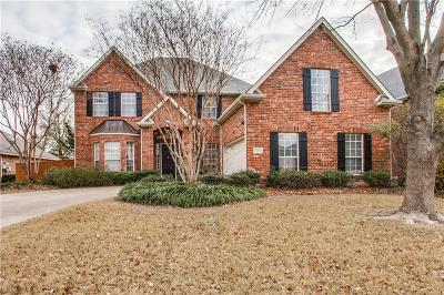 Rowlett Single Family Home For Sale: 8206 Turnberry Street