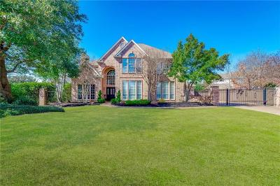 Southlake Single Family Home For Sale: 1160 Highland Oaks Drive