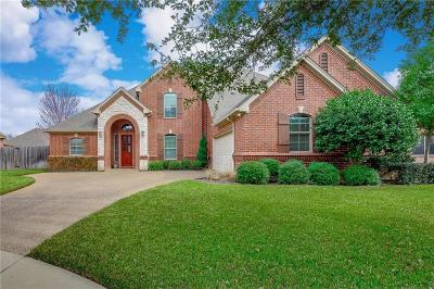 Tarrant County Single Family Home For Sale: 3404 Austin Court