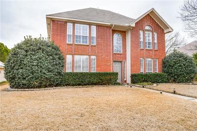 Garland Single Family Home For Sale: 2222 Woodglen Drive