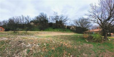 Fort Worth Residential Lots & Land Active Option Contract: 3913 Driskell Boulevard