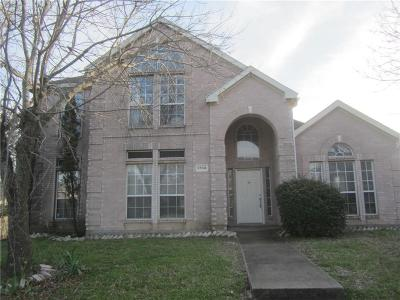 Desoto Single Family Home For Sale: 1704 Stonebridge Drive