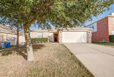 Forney Single Family Home For Sale: 1028 Halifax Lane